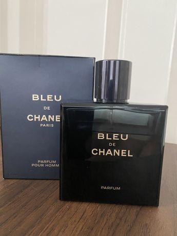 Элитный мужской парфюм CHANEL Bleu de Chanel Parfum 100ml, яркий пряны