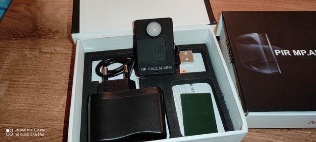 GSM сигнализация  PIR MP Alert A9 с датчиком движения.