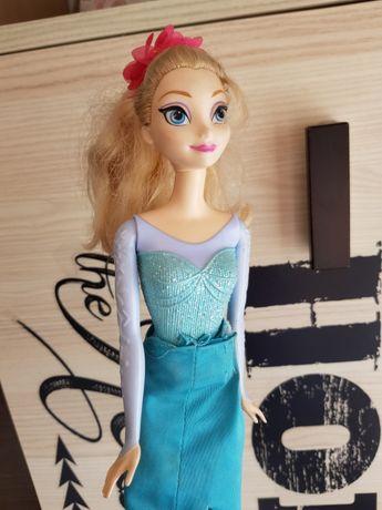 Lalka Disney Elsa Kraina Lodu Forzen ORYGINALNA ELZA Postać z Bajki