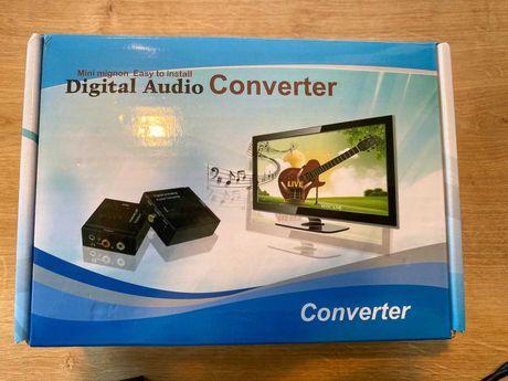 Digital to analog Audio Converter DK201C