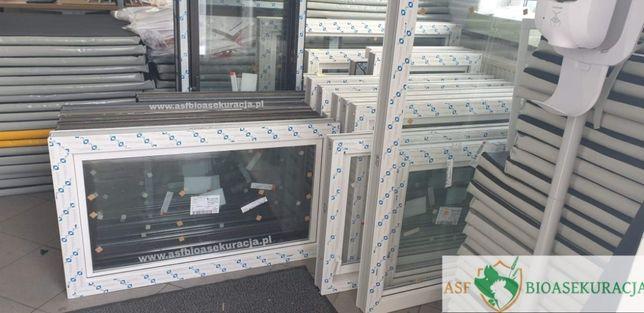 Okna inwentarskie , gospodarcze ,szyba zespolona, konkurencyjne ceny