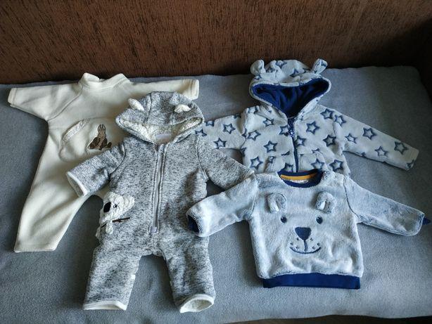 Ubrania dla chłopca 56-68
