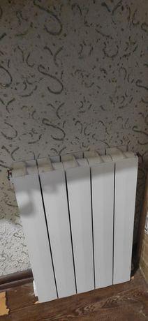 Радиатор отопления (металл)