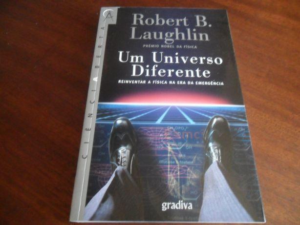 """""""Um Universo Diferente"""" de Robert B. Laughlin"""