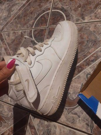 Sprzedam buty Nike air force 1 białe damskie