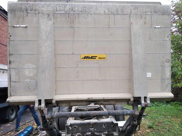Продам гидроборт 2000 тонн