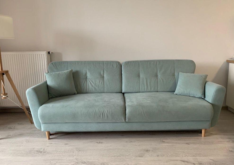 3 osobowa rozkładana sofa Warszawa - image 1