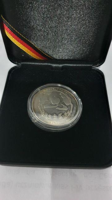 Moneta 10 euro schneewittchen kolekcjonerska Krolewna sniezka
