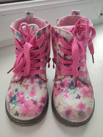 Черевички черевики сапожки демисезонні