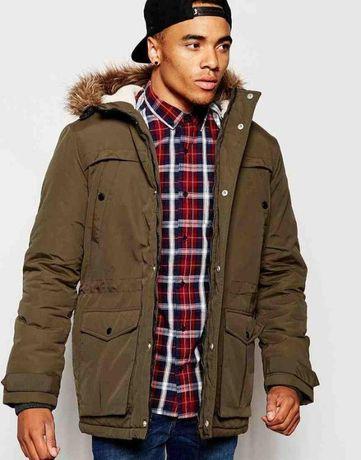 Куртка,парка New Look Men р.S/M