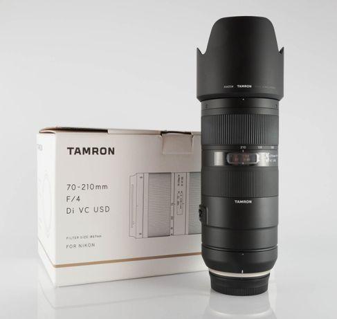 Tamron 70-210mm f/4 Di VC USD, stan sklepowy, Nikon