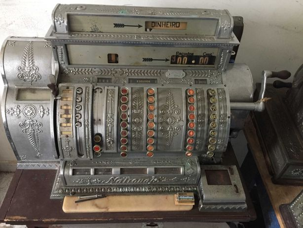 Máquinas Registadoras - Antiguidades