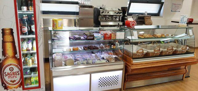 Supermercado cafetaria frutaria charcutaria congelados TRESPASSE