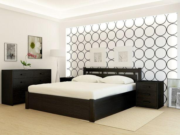 Кровать деревянная Hong Kong PLUS подъемным механизмом.