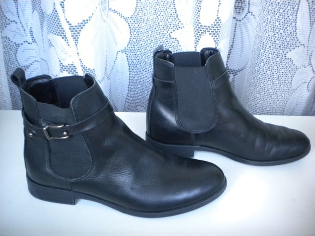 Демисезонные ботинки Taupage ( Тунис ). Натуральная кожа. 37 размер.