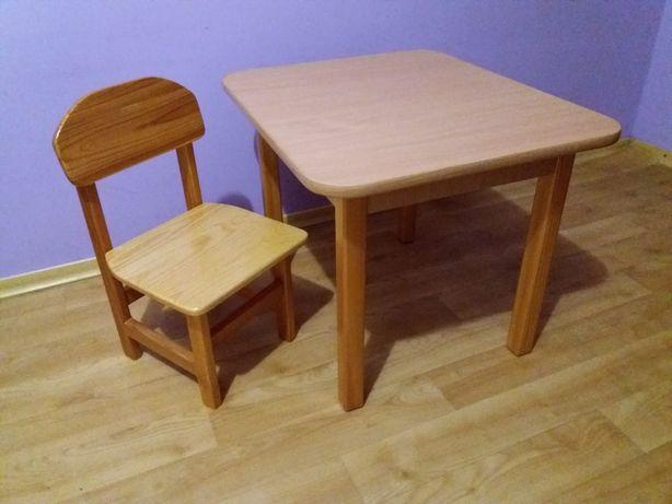 Детский стол, детский стул