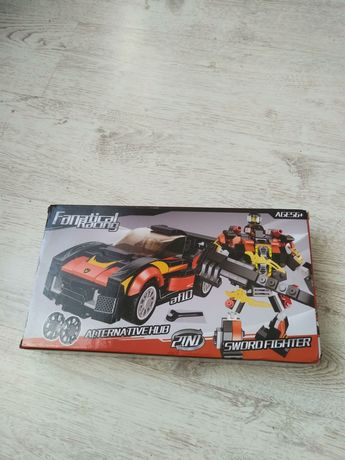Lego samochód robot