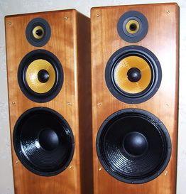 Продам / Обменяю акустику Davis Acoustic Cesar Vintage,