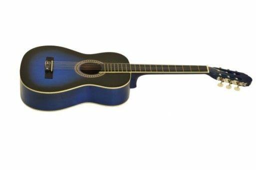 Gitara Klasyczna CG-1 4/4 Blue Burst + tuner