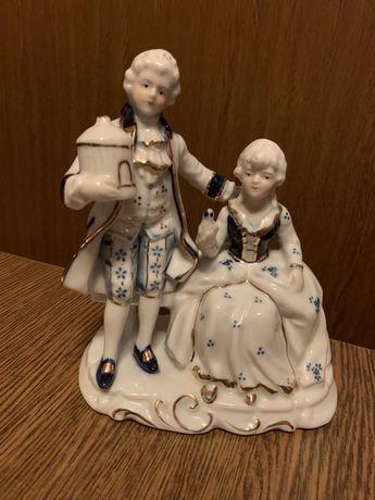 Figurka z porcelany