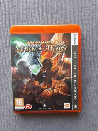 Warhammer Mark of Chaos PC IDEAŁ!