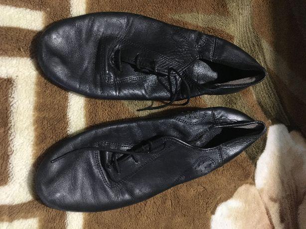 Туфлі бальні чоловічі стандарт (27,5-28 см)