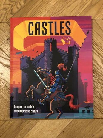 """Zamki - anglojęzyczny album dla dzieci """"Castles"""""""