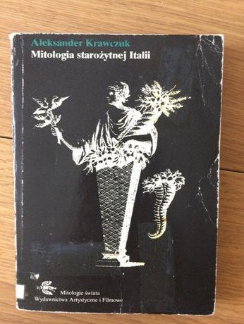 Aleksander Krawczuk Mitologia starożytnej Italii
