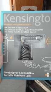 Cadeado Kensington ComboSaver Portable
