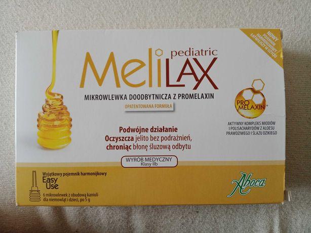 Wlewki Melilax Pediatric