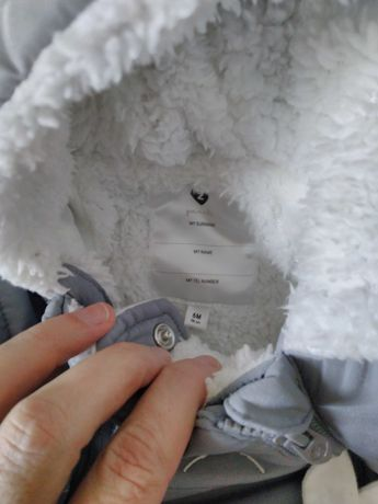 Комбинезон Zara и спальный мешок Disney