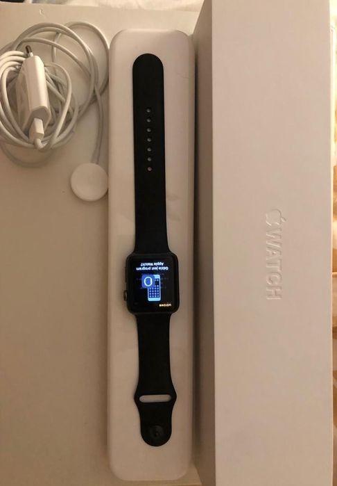 Apple Watch 42MM S gly al blk SPORT-POL Lublin - image 1