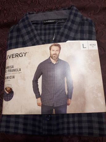 Продам мужскую рубашку Livergy
