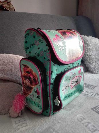 Plecak szkolny jak nowy