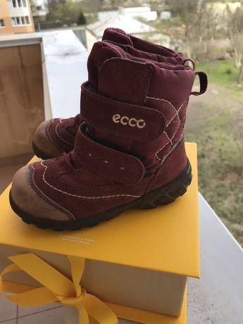 Зимові чобітки Ecco, 25 розмір