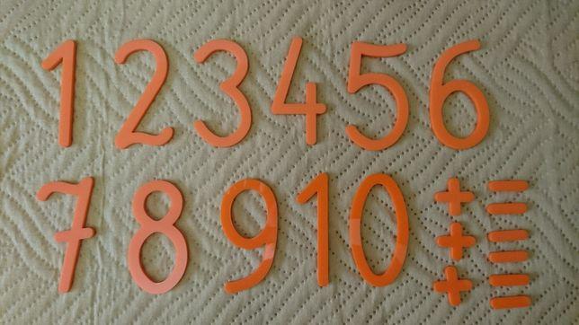 Cyfry, pomoc dydaktyczna