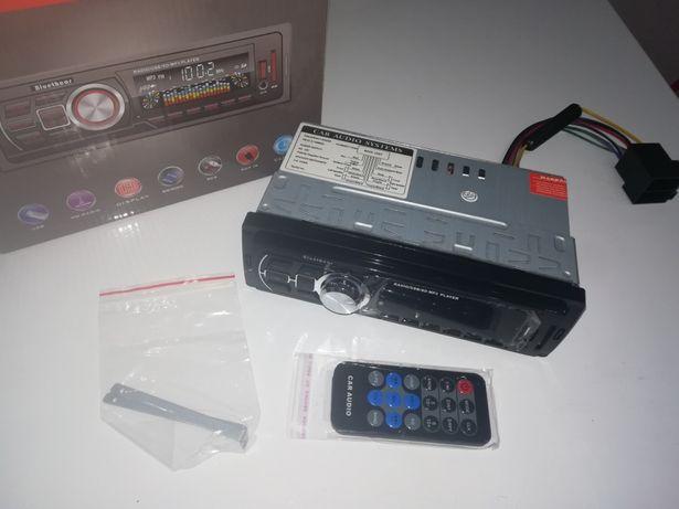 Radio samochodowe 4x50W Bluetooth Pilot USB