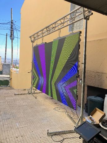 Ledwall Video Led Para eventos