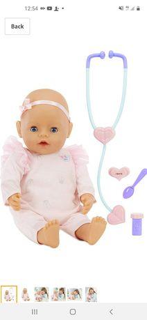 Кукла  baby born бейби борн Mommy  полікуй мене мама