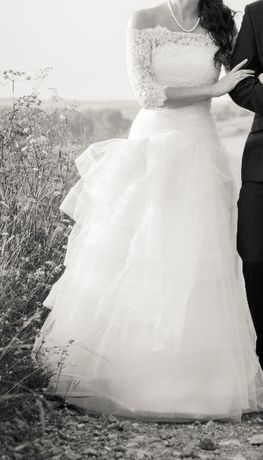 Suknia Ślubna Sposabella 2013
