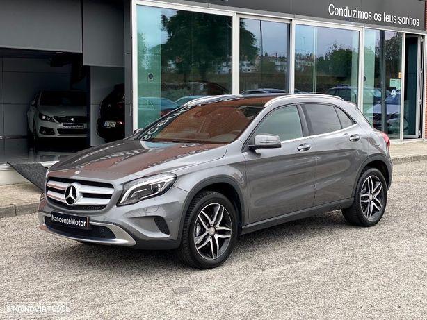 Mercedes-Benz GLA 180 CDi Urban Aut.
