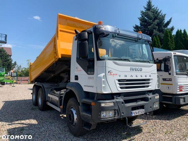 Iveco Trakker 360  6x4 HYDROBURTA Nowe Opony Niski Przebieg