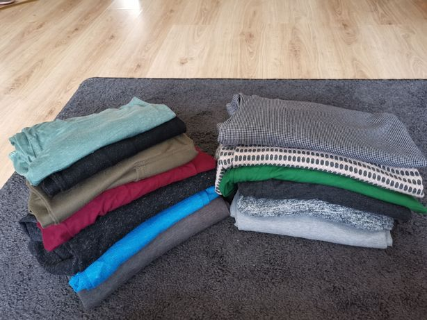 Okazja paka ubrań damskich rozmiar 48