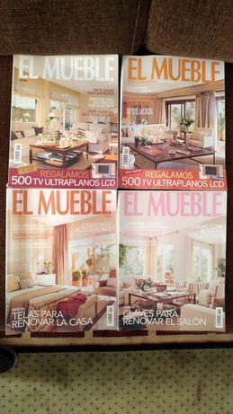 Revistas El Mueble