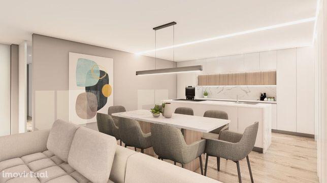 Apartamento T3 Novo, no Edifício Gold em Amares