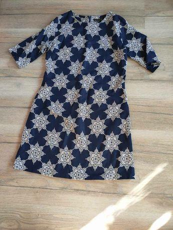 Сукня жіноча з коротким рукавом