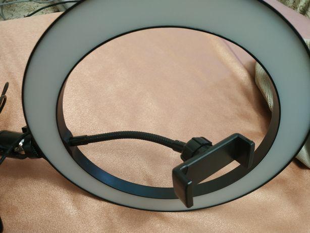 Кольцевая лампа штатив для сьемок