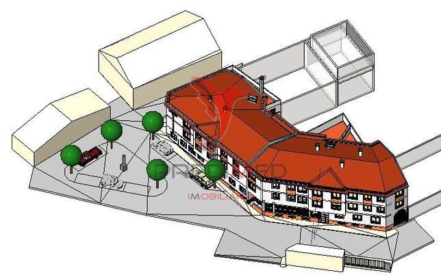 Terreno para construção prédio de 3 pisos + 1 abaixo da cota soleira