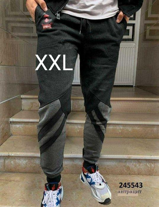 Утеплённые спортивные брюки Мелитополь - изображение 1