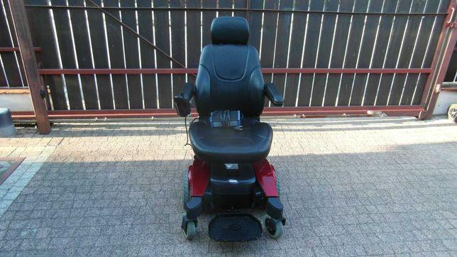 Wózek inwalidzki elektryczny Invacare Pronto Step 51 z windą elektrycz
